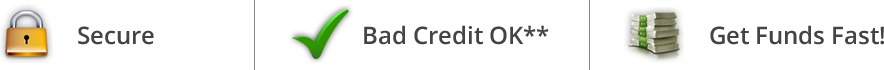 Secure | Bad Credit Ok** | Get Your Installment Loan Quickly!